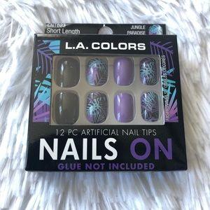 L.A. Colors Artificial Nail Tips
